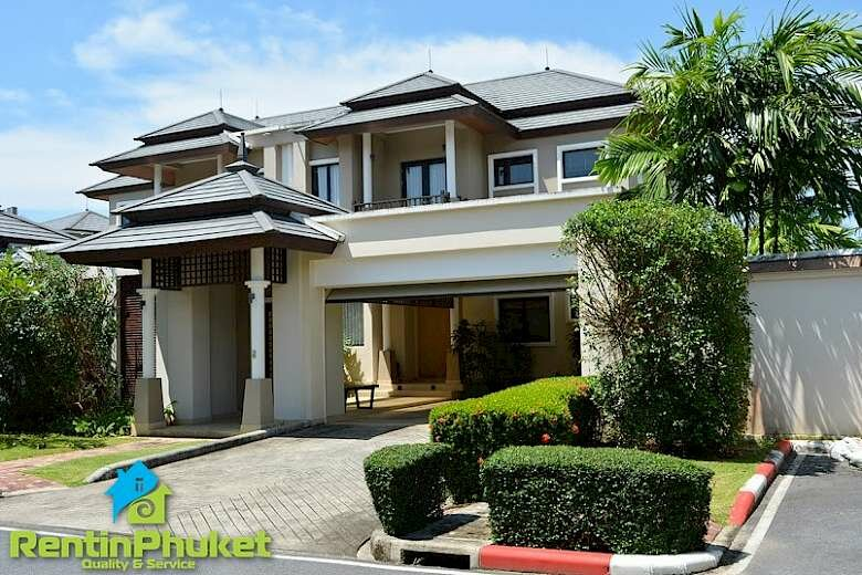 4 bedroom villa in Laguna Outrigger