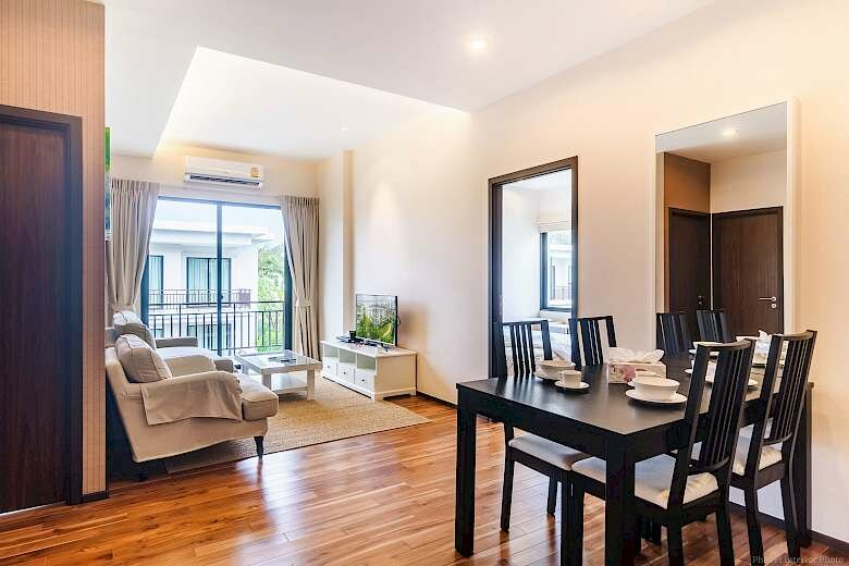 2 bedroom apartments at Title Condo
