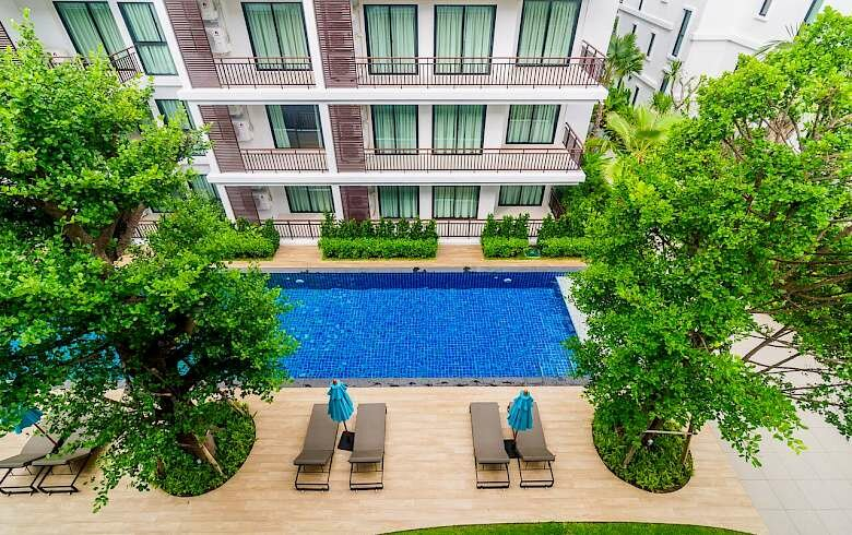 Sale of apartments in the condo Title Phase 3.Phuket |Rawai