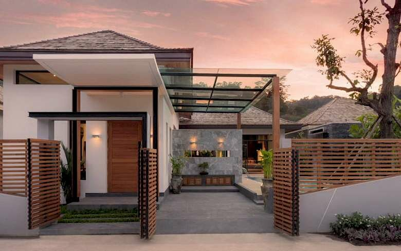 Villas for salein a cozy village of Coco Kamala | Phuket