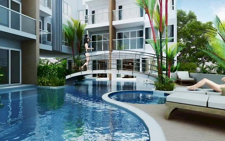 One bedroom apartments for rent in condo Calypso