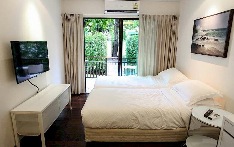 Studio apartment for rent in Title, Rawai beach | Phuket